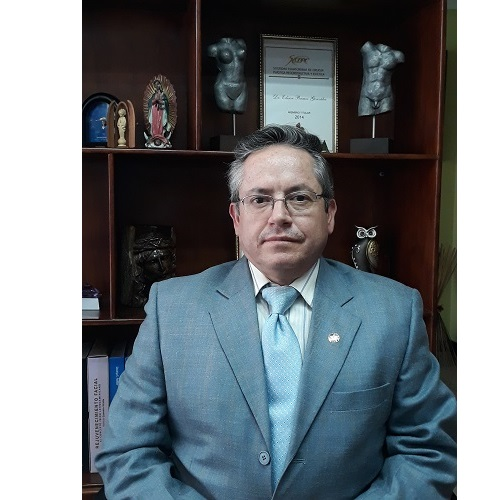 Dr. Edison Estuardo Ramos Gonzalez