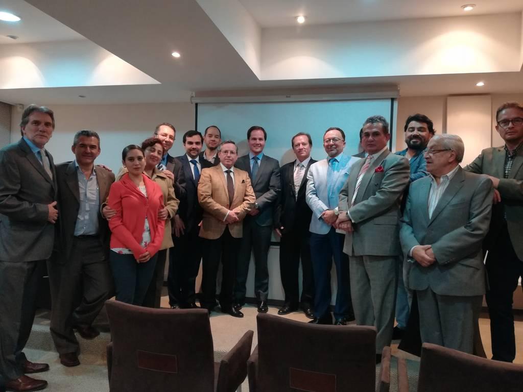 Directiva 2019-2021 Sociedad Ecuatoriana de Cirugía Plástica