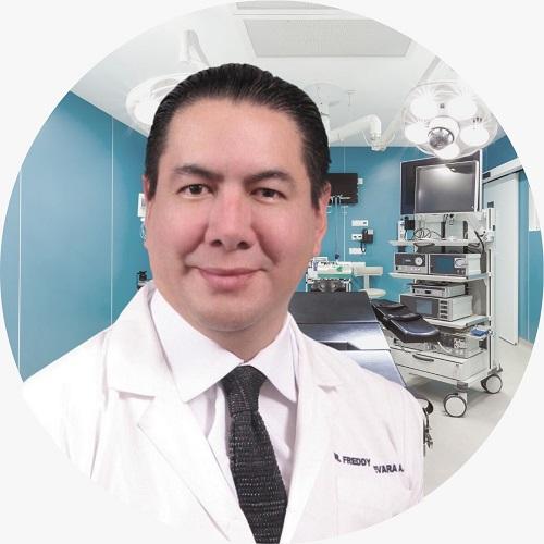 Dr. Freddy Guevara